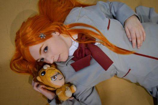 Dream of Orihime Inoue by Lunnacry