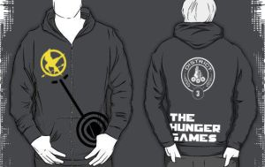 The Hunger Games District Jacket by SikkPup