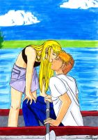 Dec 8th - HavocxWinry by ChibiEdo