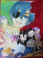 Ciel Phantomhive: Embracing my world by BriarLily88