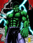 The Hulk color by Soulgem01