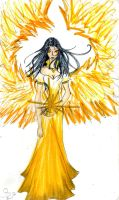 Witch of Sunlight by The-Black-Phoenix418