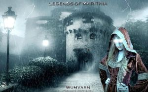 Legends of Marithia Wumvarn Alternate by PeterKoevari