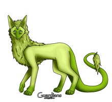 Saldemonium : Lotus by GuardianAdoptables