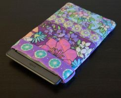 W Kindle Sleeve by Kurisuko-sama