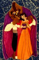 Tale As Old As Time by InkArtWriter