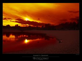 Lover's Sunset by BlackdoG-MT