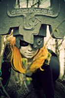Midna - Zelda Twilight Princess by GeniMonster