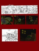 TMNT Storyboards 6 by YoTokutora