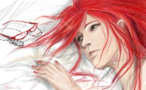 Grell5 by VladaTee
