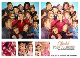 12 PSD - Gleek by AbouthRandyOrton