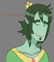 Gnderbending Time! Connor the Conifer Prince by Ask-Conifer-Princess