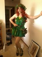 Poison Ivy Costume 2 by Brii333