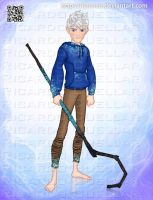 Jack Frost Rise Of The Guardians by Richmen