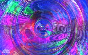 3D Abstract 9 Wide by Don64738