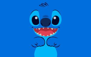 Stitch wallpaper by Nao-Chan-91
