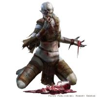 Paizo Pathfinder: Hungry Undead by TwoDD