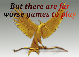 Far worse games to play... by 4thElementGraphics