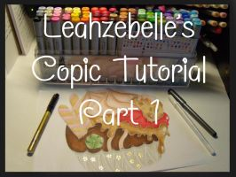 Basic Copic Cupcake Tutorial 1 by Leahzebelle