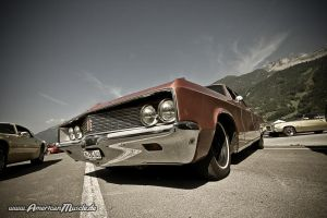 1968 Chrysler Newport by AmericanMuscle