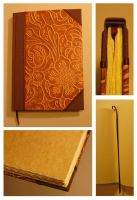 Classy brown Diary by svenmarie