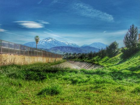 Highland California by cdooginz