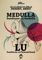 medulla poster by yVANs