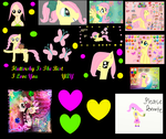 Special Fluttershy Is The Best Wallpaper by FluttershyPony4444