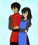 Jianyu and Kaya by Waterdragon1654