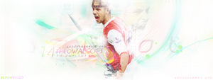 Walcott - Fantastic Warrior by BenciDA