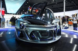 Chevrolet FNR Concept (2015) by PAFiC
