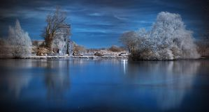 50mm IR by wreck-photography