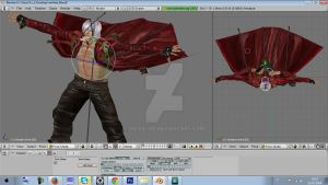 DMC 3 DANTE VERY VERY W.I.P by Oo-FiL-oO