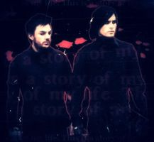 Jared and Shannon by miaconstantine