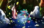 Milotic, the forest beauty by ctpro