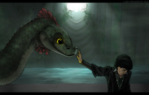 How to Train Your Basilisk by Teq-Uila