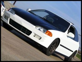 shaded civic 2.1 by JamesDManley