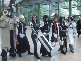 D. Gray Man Group 1 by MissLey