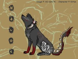 Reference - Havoc by Anna-XIII