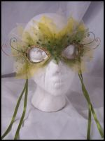 Forest Mask by PurrpleCatt
