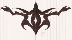 Tribal Lower Back by ChaoticChild555