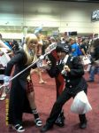 Megacon Day 1 2015: Kid and Maka by New-CosplayGirl