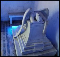 Weeping Angel by MistressVampy