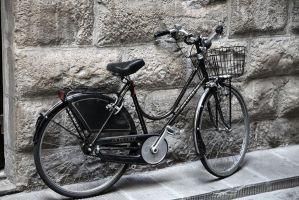 Bicycle in Florence by JQ444