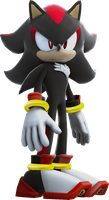 Shadow the Hedgehog (Next-Gen) Fixed model. by itsHelias94