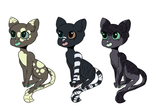 OPEN | Chernobyl Adopts by Frostdance89