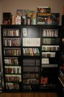 Video Game Collection by jenlirette