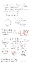 TMNT - How to Draw: Head [w/ Video] by NinjaTertel