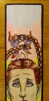 Faerie bookmark by Papa-John