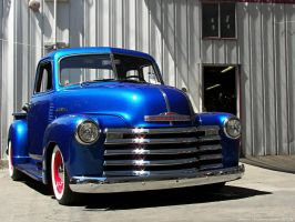 Custom Chevy 3100 by wbmj-photo
